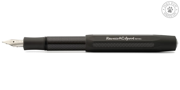 Kaweco Ac Sport Fountain Pen - Black Barrel
