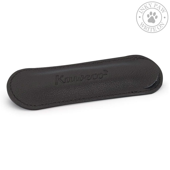 Kaweco Eco Leather Pouch For 1 Liliput - Black Accessories