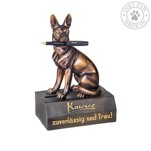 Kaweco German Shepherd Pen Holder & Money Bank Accessories