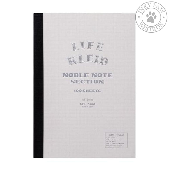 Kleid X Life Noble Note A5 Notebook - White Paper