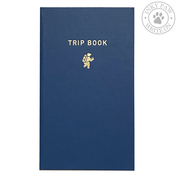 Kokuyo Field Note Trip Book - Navy Paper