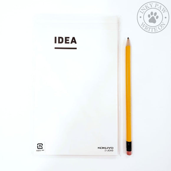 Kokuyo Jibun-Techo Idea Grid Notebooks - A5 Slim (Set Of 2) Paper