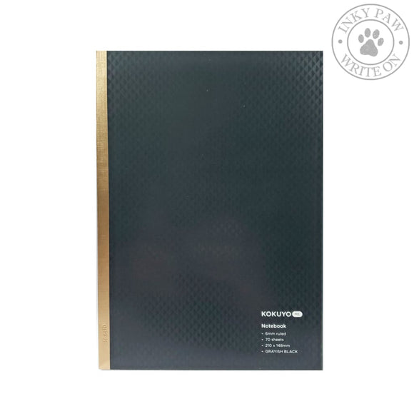 Kokuyo Me Notebook A5 - Black Paper