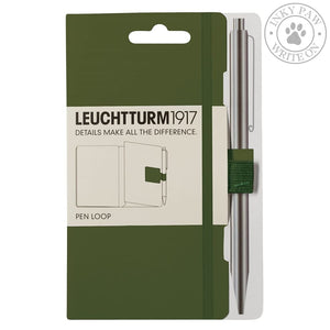 Leuchtturm1917 Pen Loop - Army Accessories