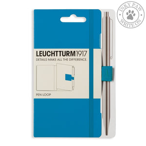 Leuchtturm1917 Pen Loop - Azure Blue