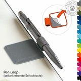 Leuchtturm1917 Pen Loop - Berry