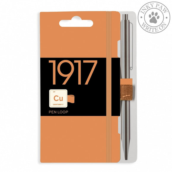 Leuchtturm1917 Pen Loop - Copper