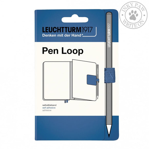 Leuchtturm1917 Pen Loop - Denim Accessories