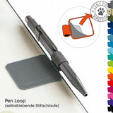 Leuchtturm1917 Pen Loop - Ice Blue