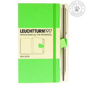 Leuchtturm1917 Pen Loop - Neon Green Accessories