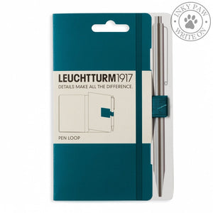Leuchtturm1917 Pen Loop - Pacific Green