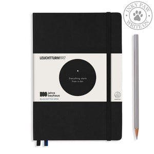 Leuchtturm1917 Special Edition 100 Years Bauhaus Medium (A5) Journal Black