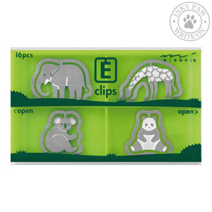 Midori Etching Clips - Zoo Accessories