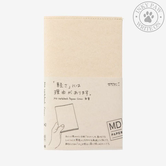 Midori Paper Cover For Md Notebook - B6 Slim
