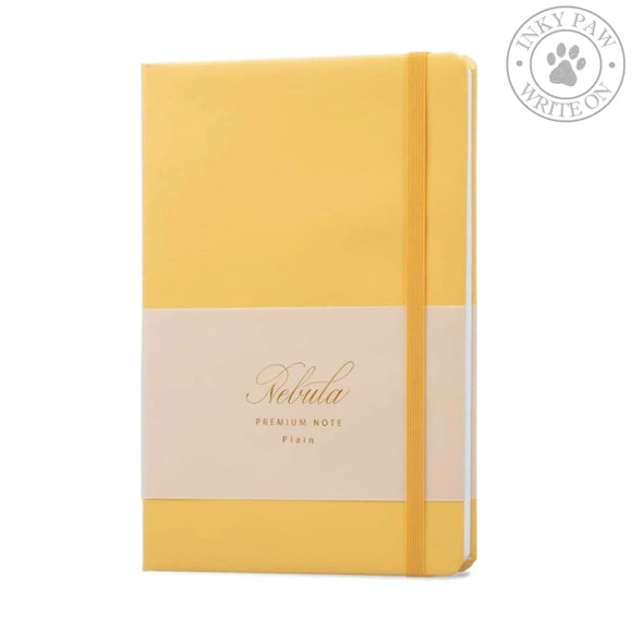 Nebula Note Premium Notebook - Cozy Yellow Paper