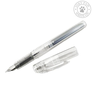 Platinum Preppy Fountain Pen 03 Fine Nib - Clear Pens