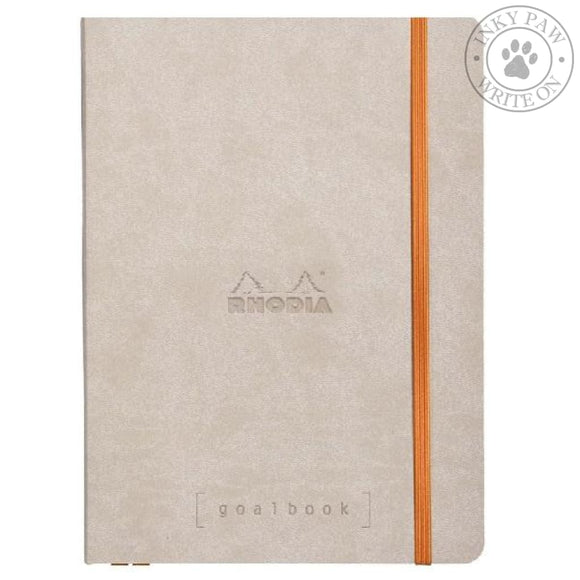 Rhodia Goalbook Bullet Journal/planner - Beige Paper