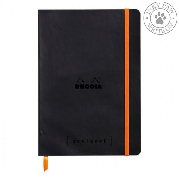 Rhodia Goalbook Bullet Journal/planner - Black