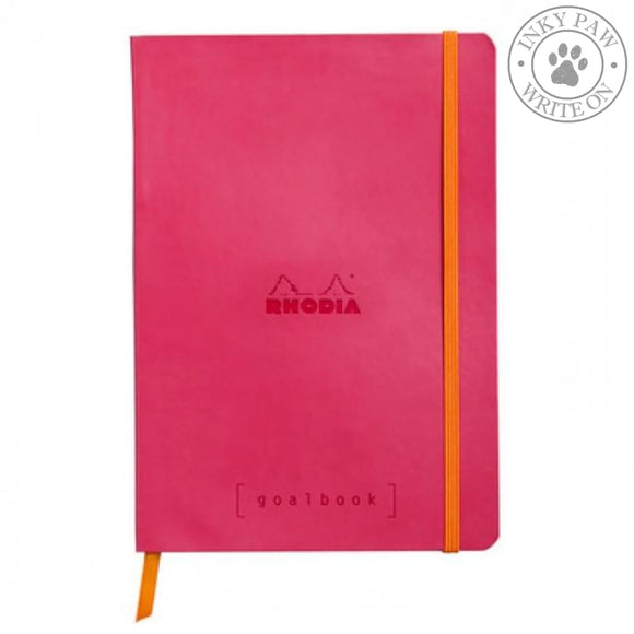 Rhodia Goalbook Bullet Journal/planner - Raspberry Pink