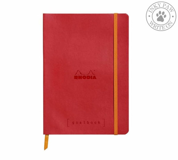 Rhodia Goalbook Bullet Journal/planner - Red