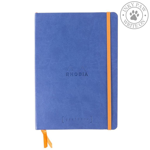 Rhodia Goalbook Bullet Journal/planner - Sapphire Blue