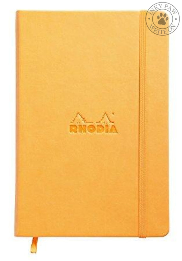 Rhodia Webnotebook - Orange