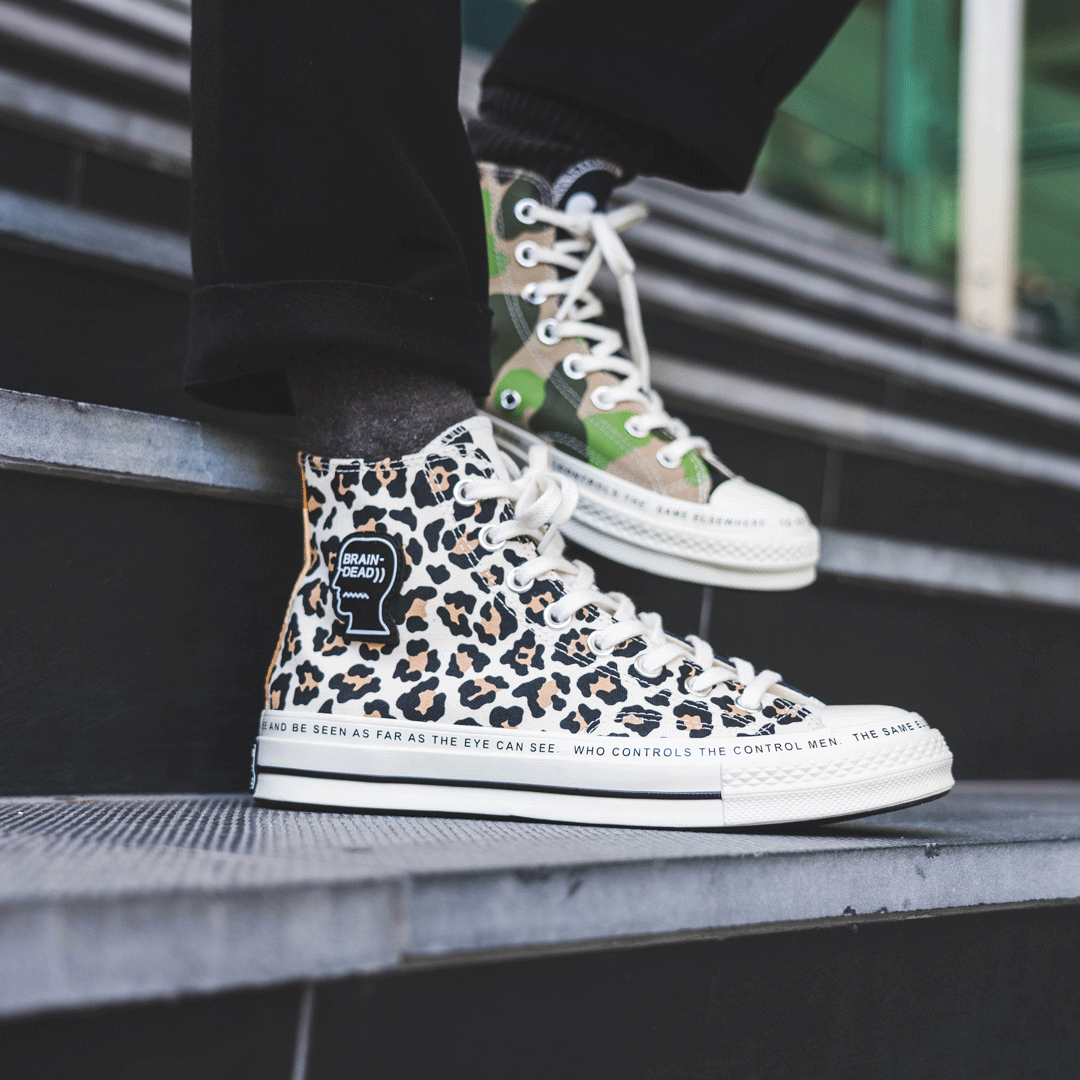Converse X Brain Dead Collaboration