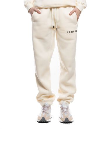 Alreis Breathe Jogger Off White