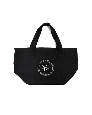 Sporty & Rich SRHWC Tote Bag Black