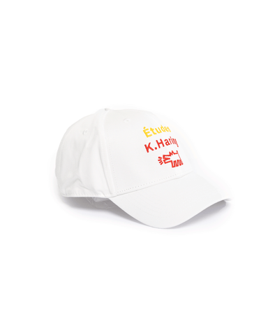 Etudes Cloud Keith Haring Cap Off White