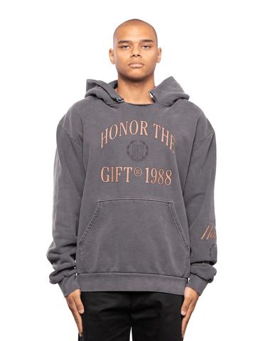 Honor The Gift HTG1988 Hoodie Vintage Wash
