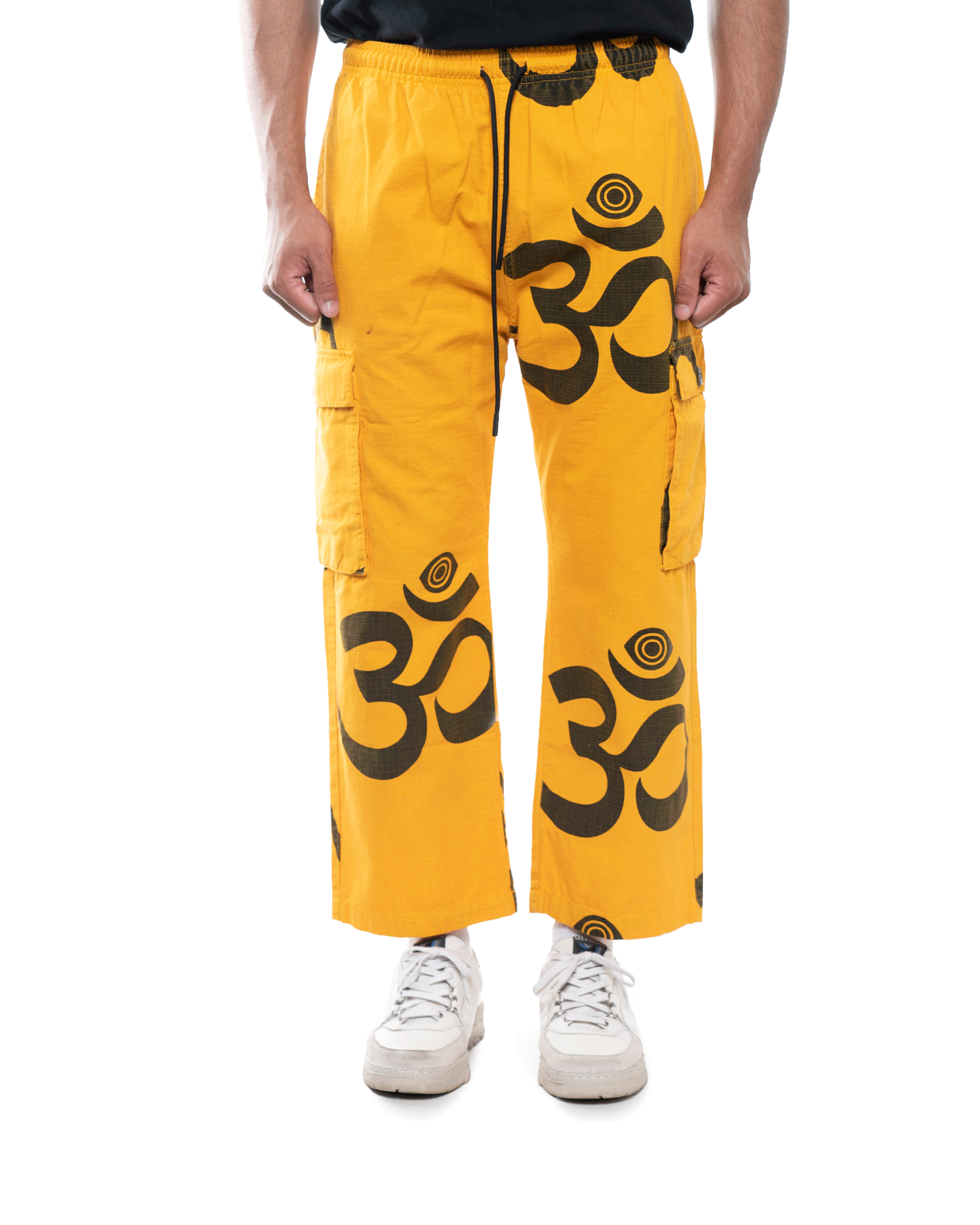 Insomniac LTD Ohm Eye Cargo Pant Gold
