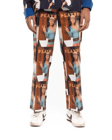 Soulland x Playboy Fawna Pants Multi