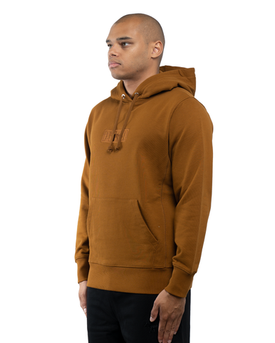 Puma x Maison Kitsune Hoodie Monks Robe Brown