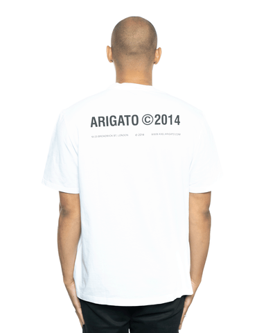 Axel Arigato London Tee White