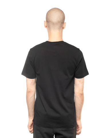 C.P. Company Jersey 20/1 Racer Graphic Tee Black