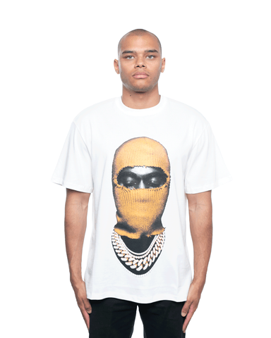 Ih Nom Uh Nit Mask20 and Logo Relaxed Tee Off White