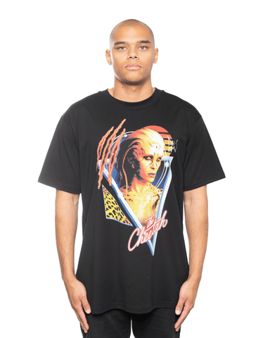 MJB x WW84 Wonder Woman Cheetah Tee Black