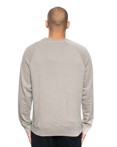 Maison Kitsune Handwriting Crewneck Dark Grey