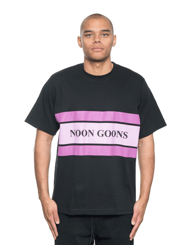 Noon Goons New Times Tee Black
