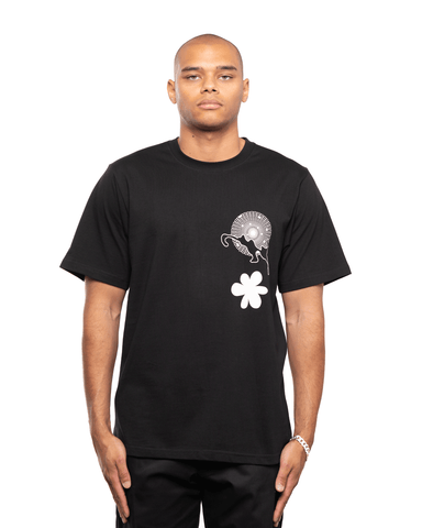 P.A.M Spelunking SS Tee Black