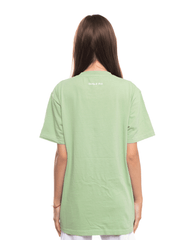 Sporty and Rich Be Nice Tee Pistachio