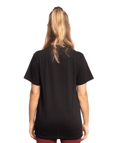 Sporty and Rich Health Club Tee Black