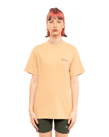 Sporty and Rich Rizzoli Tee Camel