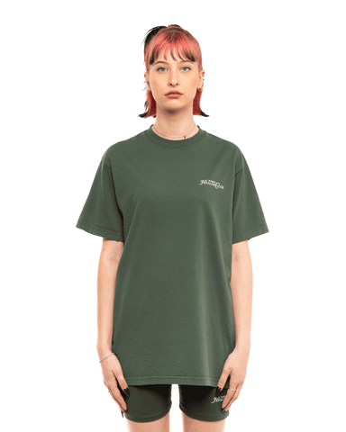 Sporty and Rich Rizzoli Tee Forrest Green
