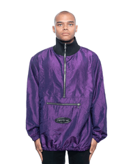 Insomniac LTD Orbital Anorak Purple
