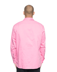 Noon Goons Johnnys Workwear Shirt Pink