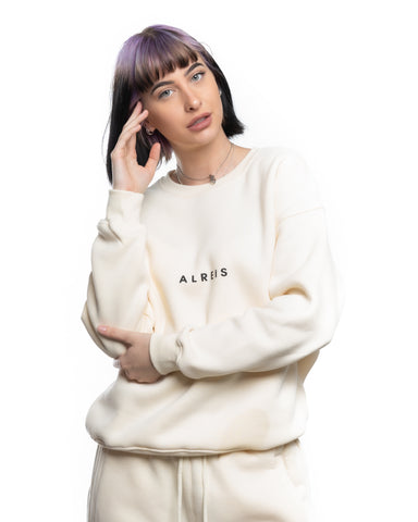Alreis Breathe Crewneck Off White