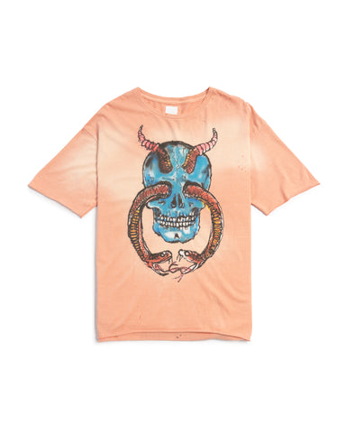 Alchemist Pacifica Tee Burnt Coral