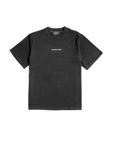 Cabinet Noir SSAW21 Tee Black
